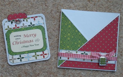 free pocket card project